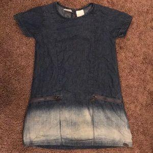 Kardashian's Kids Jean dress